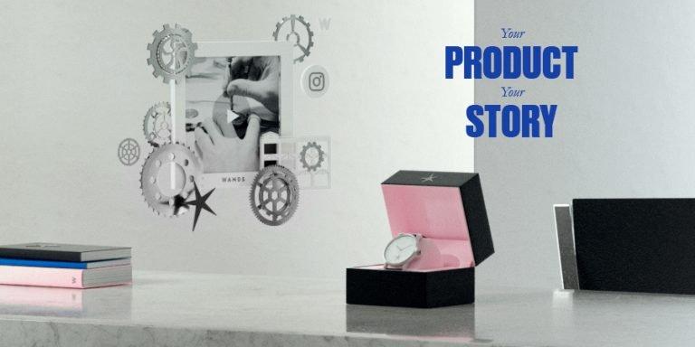 visuel miniature pour l'offre your product your story